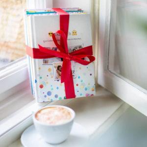 Gift Idea: a self-written book!