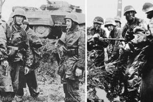 Soldaten, Weihnachtsgeschichte