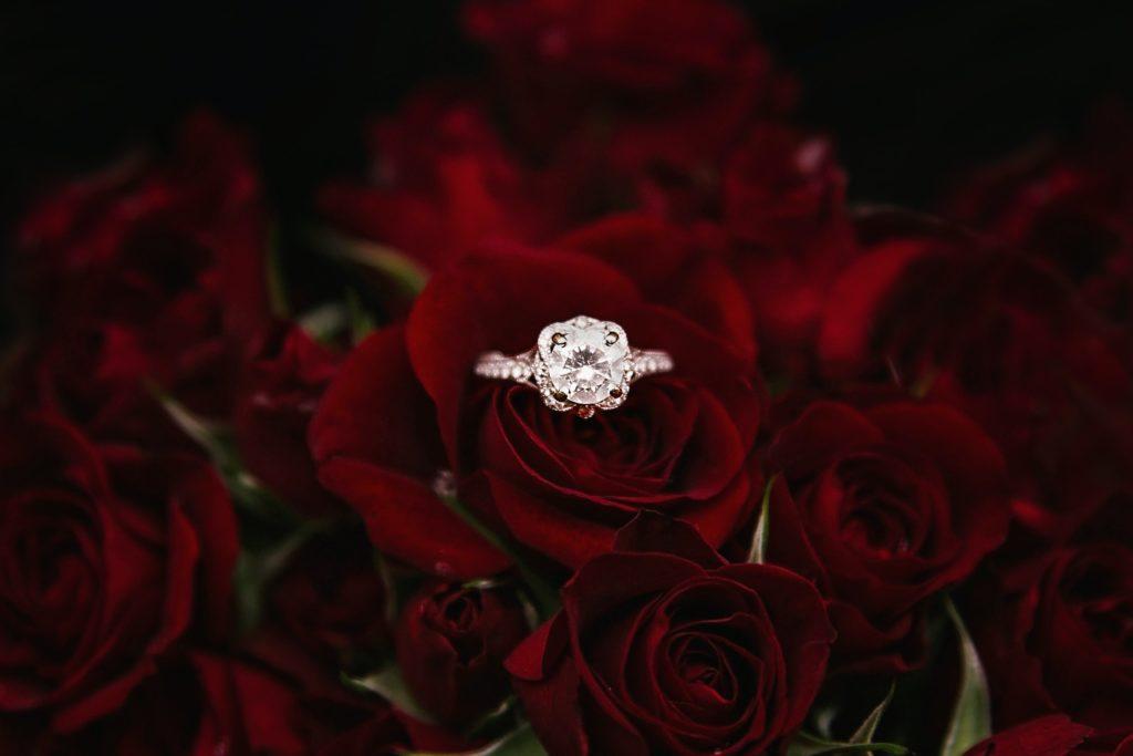 Verlobungsgeschenk