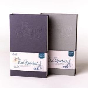 Meminto Geschenkbox Reisebuch