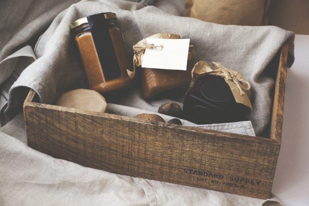 Present basket