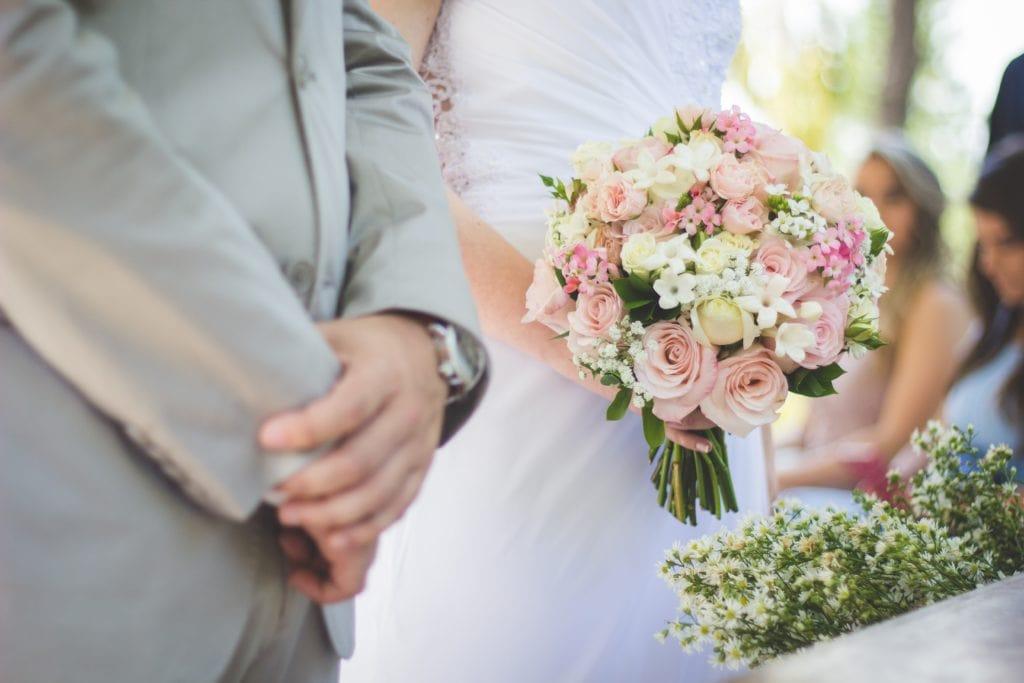 Wedding gift witness